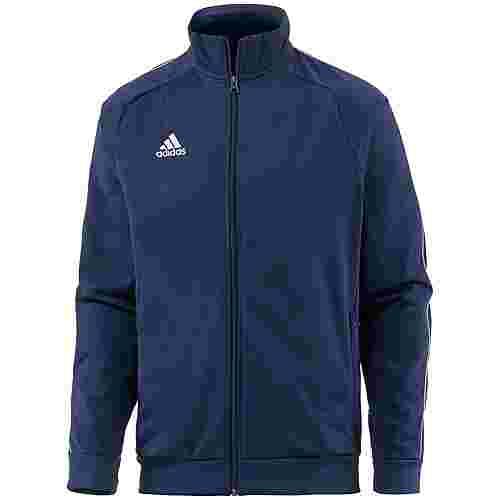 adidas CORE Trainingsjacke Herren dark blue