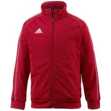 adidas CORE Trainingsjacke Kinder power red