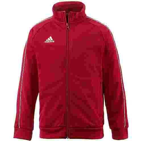 adidas CORE Trainingsjacke Kinder power red