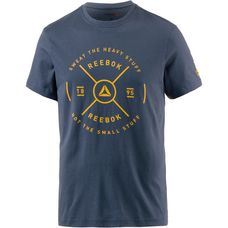 Reebok Graphic T-Shirt Herren smoky-indigo