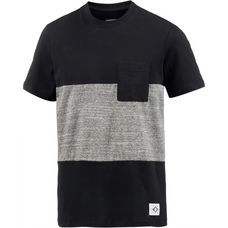Element NIKKO T-Shirt Herren FLINT BLACK