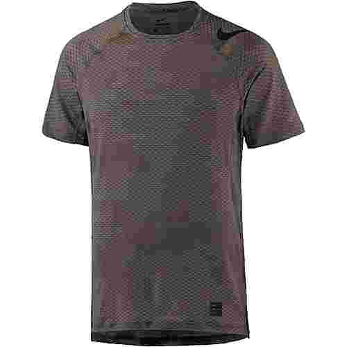 Nike Pro Hypercool Funktionsshirt Herren ridgerock-black