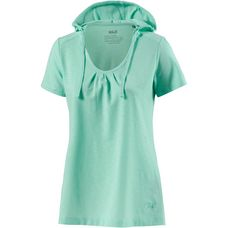 Jack Wolfskin Travel Kapuzenshirt Damen pale mint