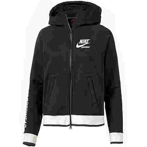 Nike NSW Archive Sweatjacke Damen black-black-black-sail