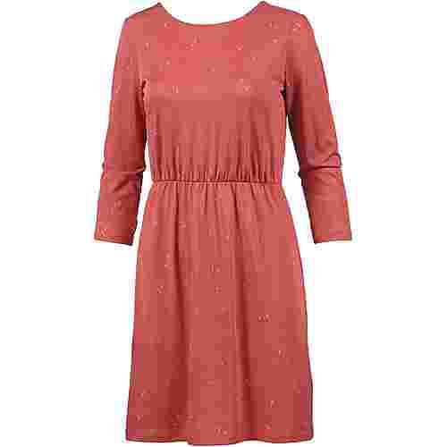 ARMEDANGELS Luisa Rice & Confetti Jerseykleid Damen mineral red