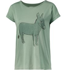 ARMEDANGELS Liv Donkey T-Shirt Damen pale green