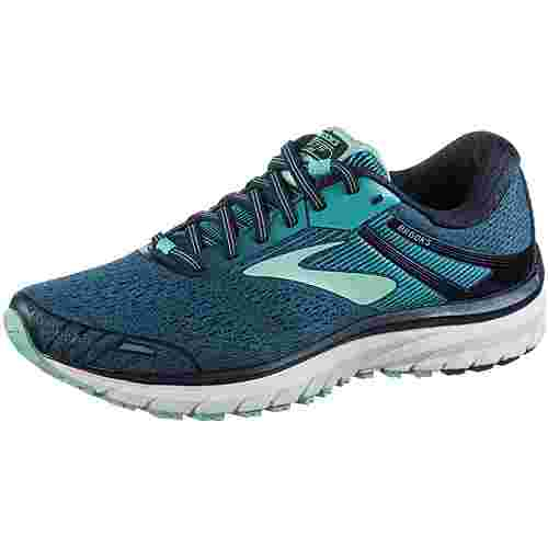 Brooks Adrenaline GTS 18 Laufschuhe Damen navy-teal-mint