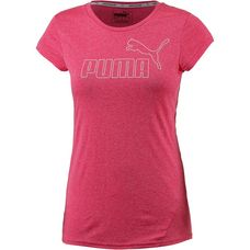 PUMA ACTIVE Essential T-Shirt Damen paradise pink heather