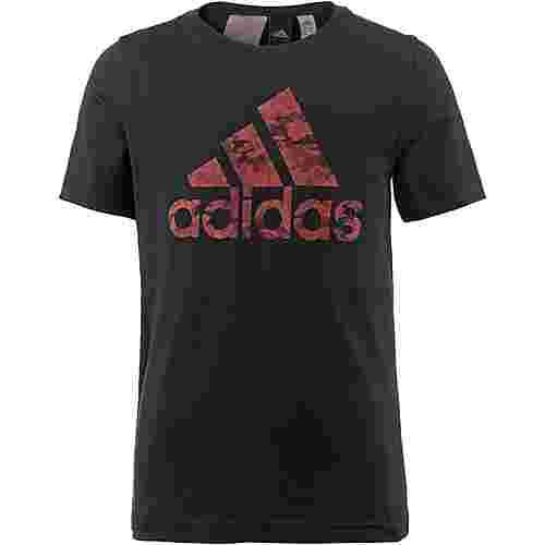 adidas T-Shirt Kinder black