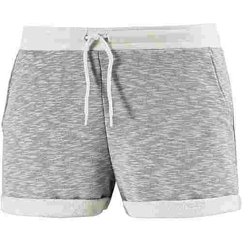 iriedaily Jazzie Slub Shorts Damen grey-melange