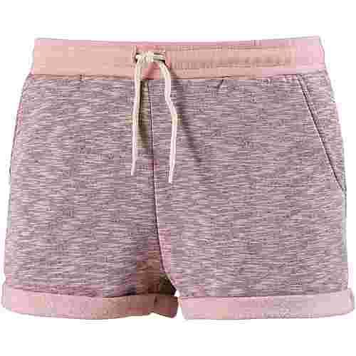 iriedaily Jazzie Slub Shorts Damen rose