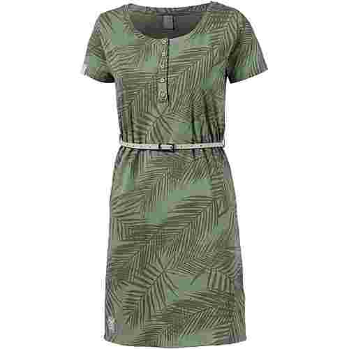 iriedaily La Palma Dress Kurzarmkleid Damen olive