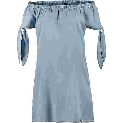 Superdry Jeanskleid Damen Acid Wash Vacation Blue