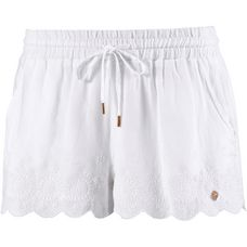 Superdry Shorts Damen White