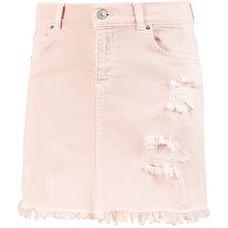 LTB Jeansrock Damen ashy pink wash