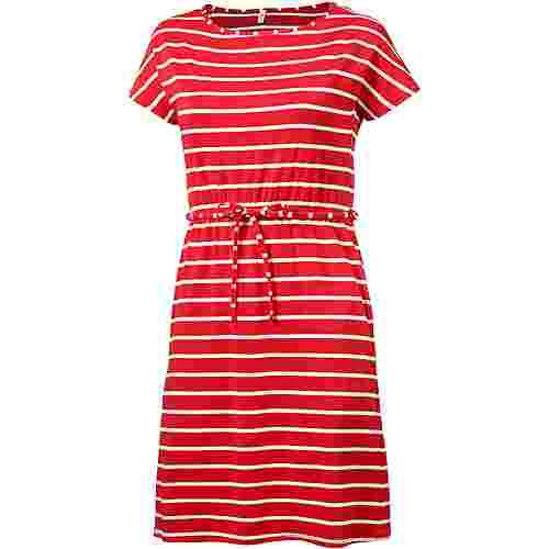 Blutsgeschwister Jerseykleid Damen summer red stripes