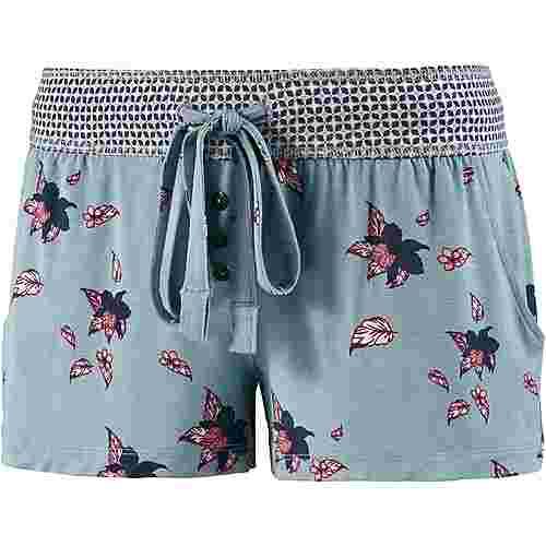 Jockey Shorts Damen blau-rosa