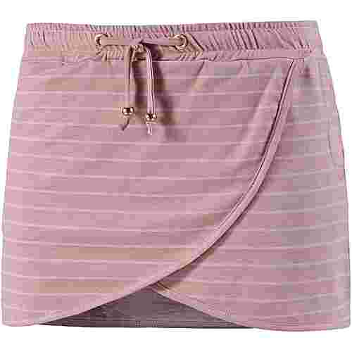 Mazine Minirock Damen woodrose mel-stripes