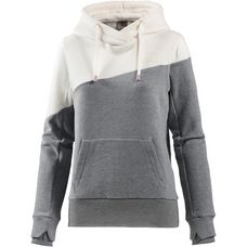 Bench Kapuzenpullover Damen snow white