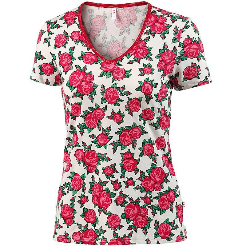 Blutsgeschwister T Shirt Damen Holy Rose Im Online Shop Von
