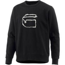 G-Star Sweatshirt Herren dark black