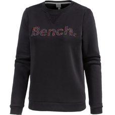 Bench Sweatshirt Damen black beauty