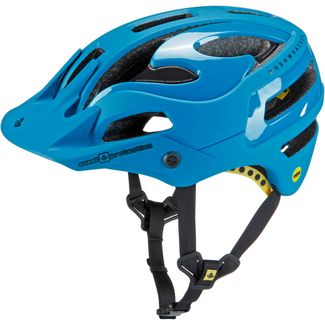 Sweet Protection Bushwhacker MIPS Fahrradhelm satin bird blue metallic