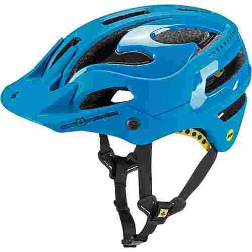 Sweet Protection Bushwhacker MIPS Fahrradhelm satin bird blue metallic