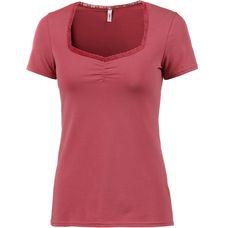 Blutsgeschwister T-Shirt Damen rusty red