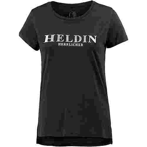 Herrlicher Kendall T-Shirt Damen black