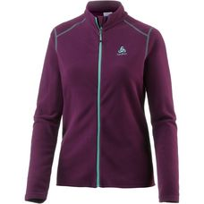 Odlo Le Tour Fleecejacke Damen pickled beet