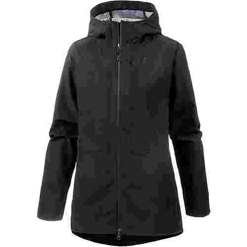 Nike NSW Tech Kapuzenjacke Damen black-black