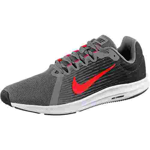 Nike DOWNSHIFTER 8 Laufschuhe Herren anthracite-speed-red-gunsmoke-black