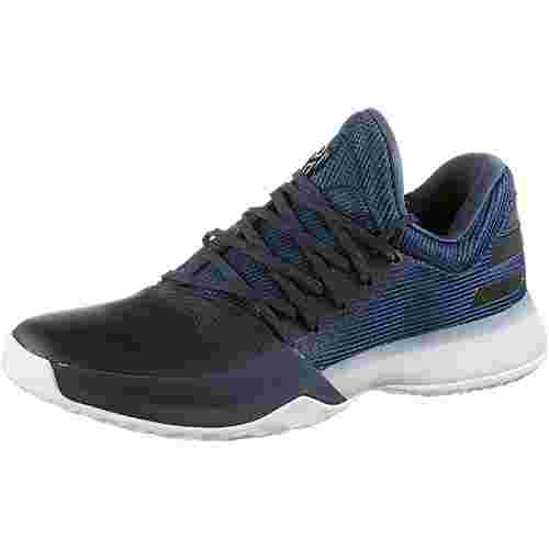 adidas HARDEN Vol. 1 Basketballschuhe Herren legend ink-noble indigo