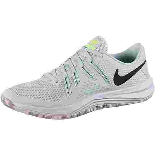 Nike Lunar Exceed TR Fitnessschuhe Damen pure platinum-anthracite-ocean bliss