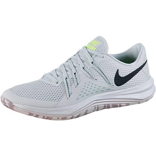 Nike Lunar Exceed TR Fitnessschuhe Damen pure platinum-anthracite-ocean bliss