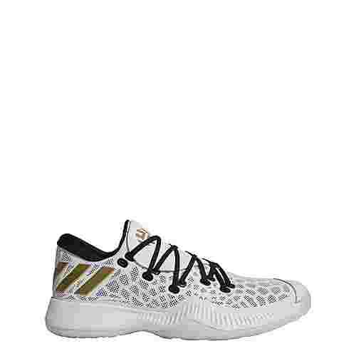 adidas Harden B/E Basketballschuhe Herren Ftwr White/Core Black/Ftwr White