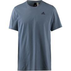 adidas Essential Base T-Shirt Herren raw-steel