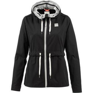 Bench Kapuzenjacke Damen black beauty