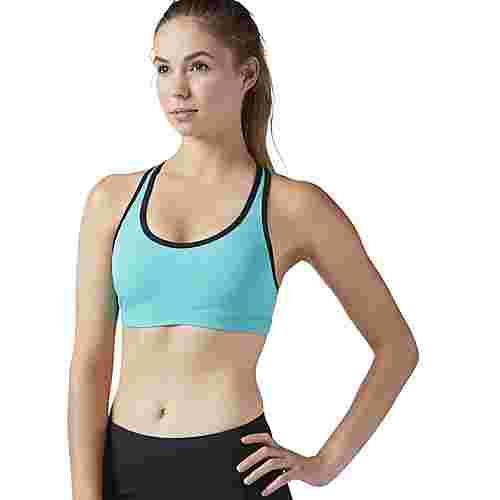 Reebok Sport-BH Damen Turquoise/Solid Teal