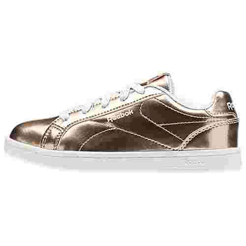 Reebok Royal Complete CLN Sneaker Kinder Rose Gold Metallic/White