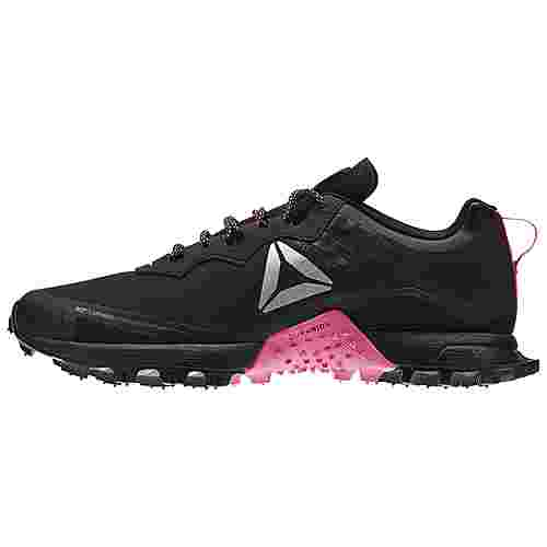 Reebok All Terrain Craze Laufschuhe Damen Black/Solar Pink/Silver
