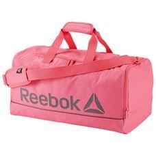 Reebok Duffle – 37l Sporttasche Herren Acid Pink