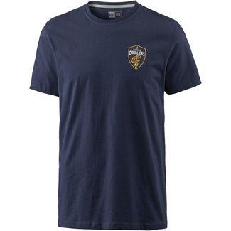 New Era Cleveland Cavaliers T-Shirt Herren oceanside blue