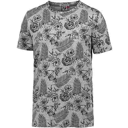 Ragwear LUKA T-Shirt Herren light grey