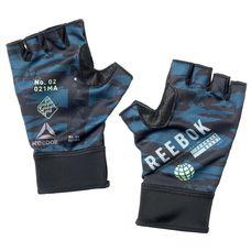 Reebok Laufhandschuhe Herren Blue/Black