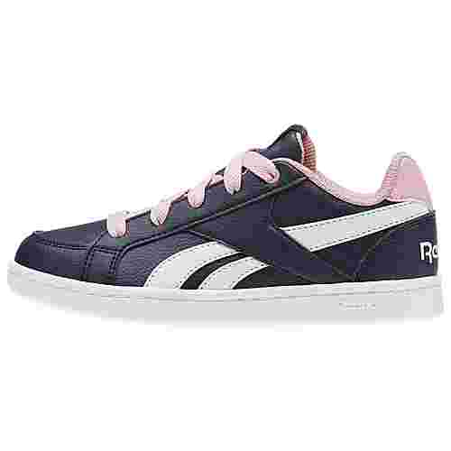 Reebok Royal Prime Sneaker Kinder Navy/Squad Pink/White