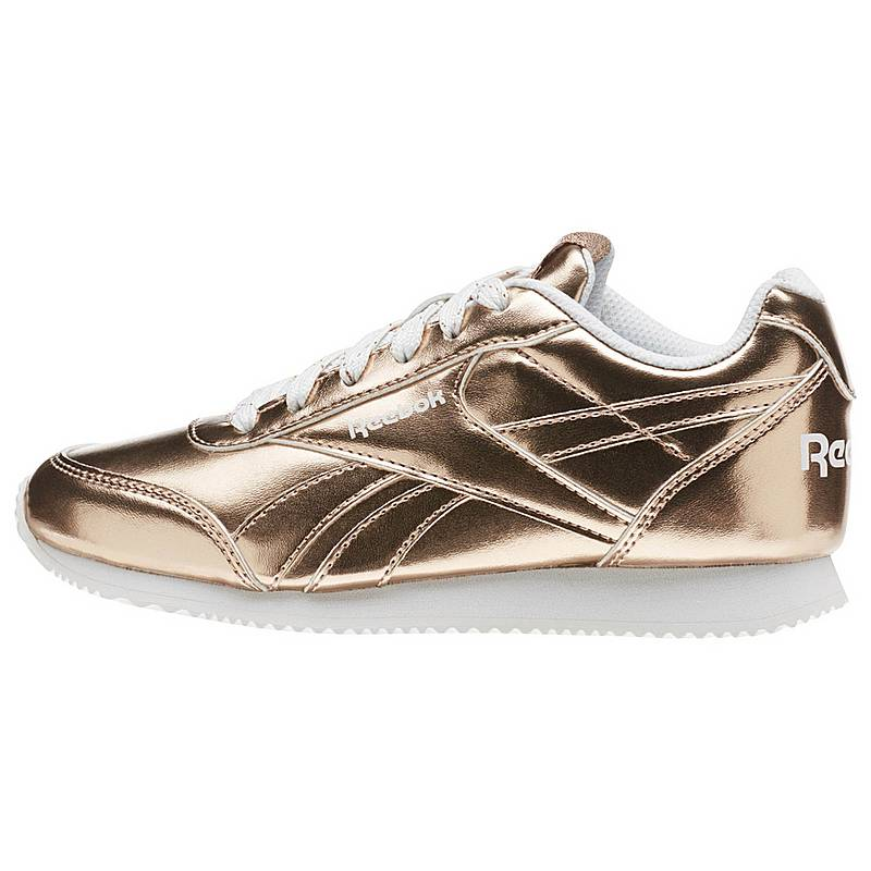 official photos 69be8 742ca ReebokRoyal Classic Jogger 2.0 SneakerKinder Rose Gold MetallicWhite -  kitchenaid-reparatur-duisburg.de