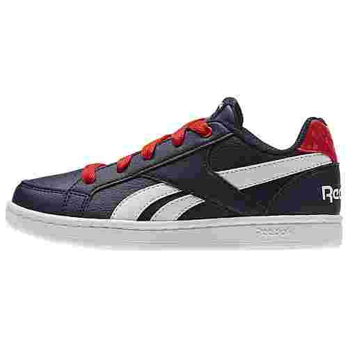 Reebok Royal Prime Sneaker Kinder Navy/Primal Red/White