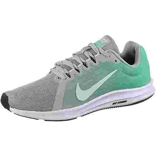 Nike DOWNSHIFTER 8 Laufschuhe Damen light-pumice-igloo-green-glow-white